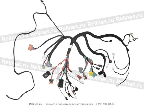 Cable-dashboard