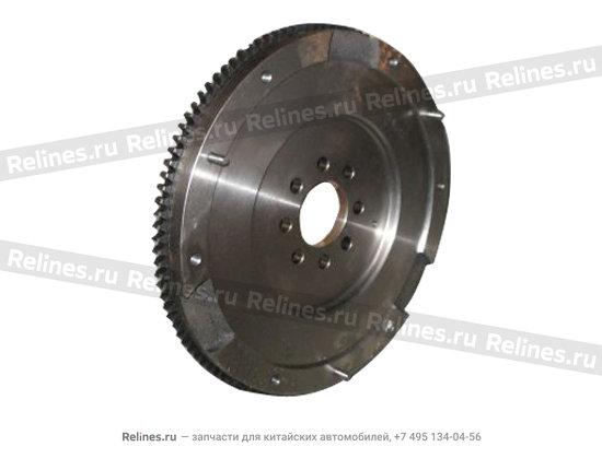 Fly wheel assy - A15-1005110