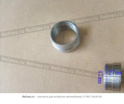 Кольцо запорное полуоси (без кольцо ABS) - 2403103-K18