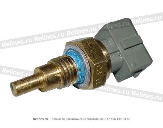 Датчик температуры охлаждающей жидкости аварийный (в термостат) - A11-3808030