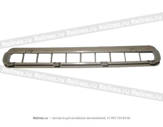 Defroster - FR window