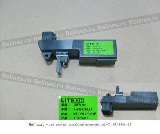 Модуль стеклоподъемника передней левой двери - 6104101XK80XA