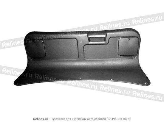 Trim board,back door - A11-5608010