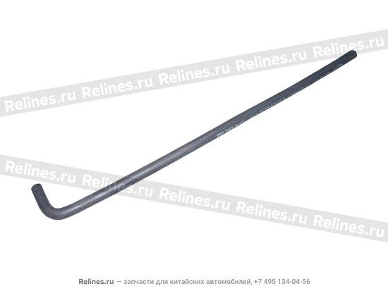 Tube - air outtake - A15-1208219