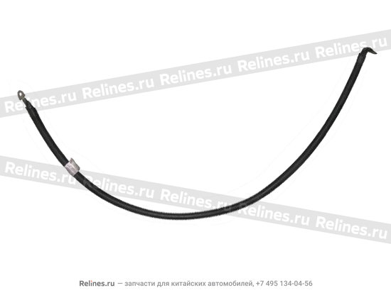 Battery cable assy - positive