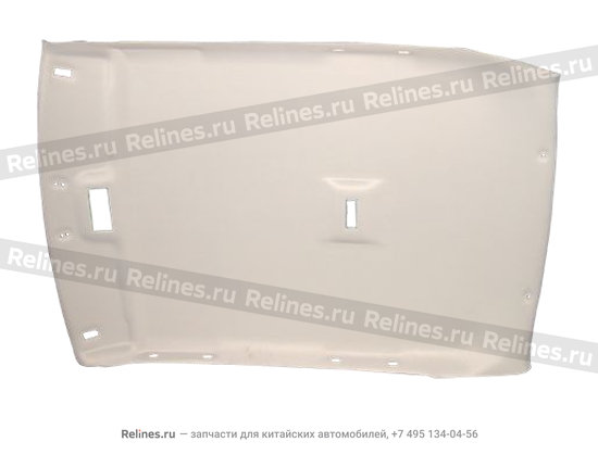 Panel roof - A15-5702010BB