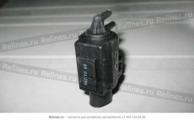 Клапан включения церкуляции воздуха в салоне - A11-8111013