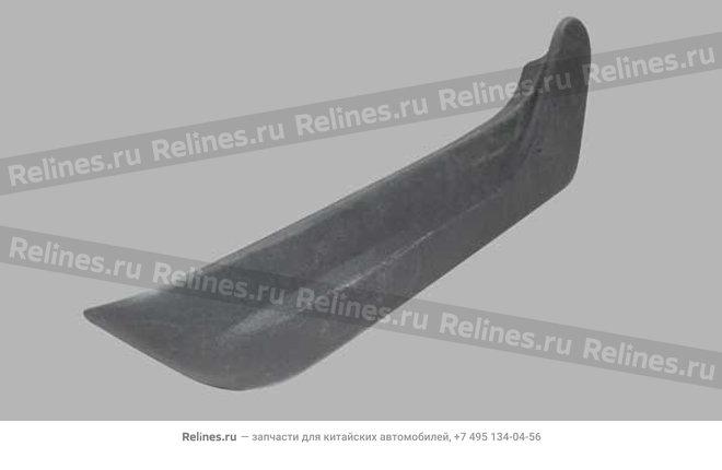 Накладка (сиденье переднее левое) - A11-6800111