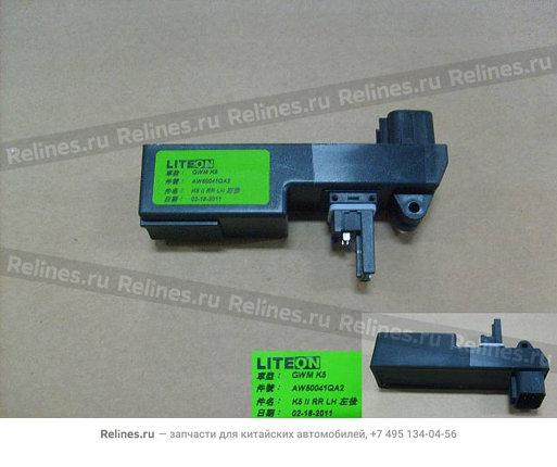 Модуль стеклоподъемника задней левой двери - 6204101XK80XA