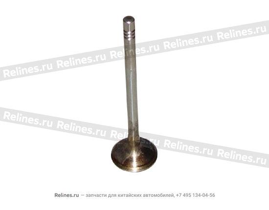 Клапан выпускной - 480EF-1007012