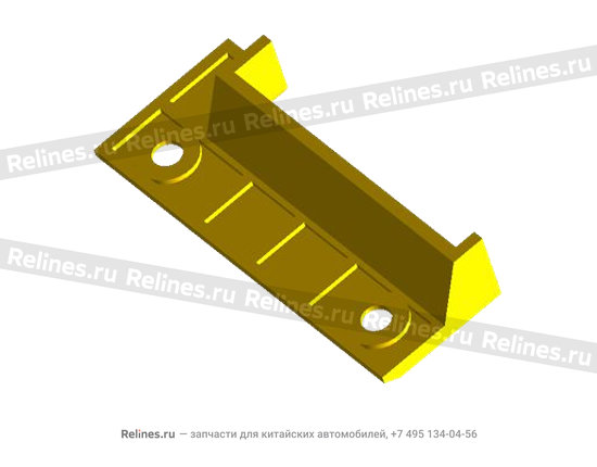 Направляющая КПП (пластик) - A11-1703021