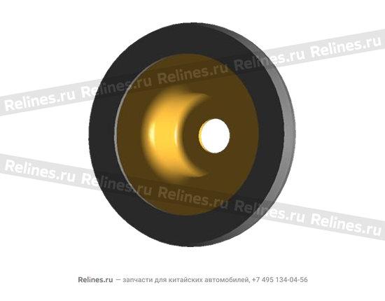 Шайба амортизатора металлическая