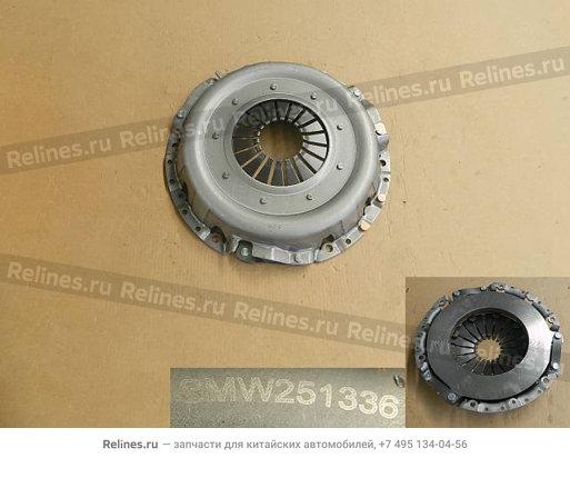 Диск сцепления нажимной дв.4G63T - SMW251336