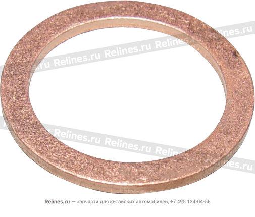 Washer seal-magnet plug - A15-481246CV