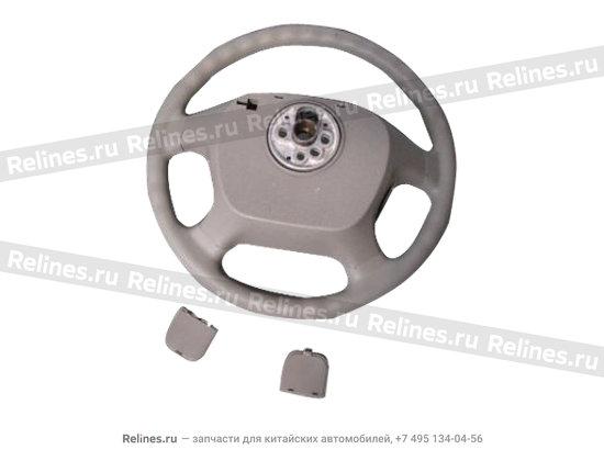 Body steering wheel