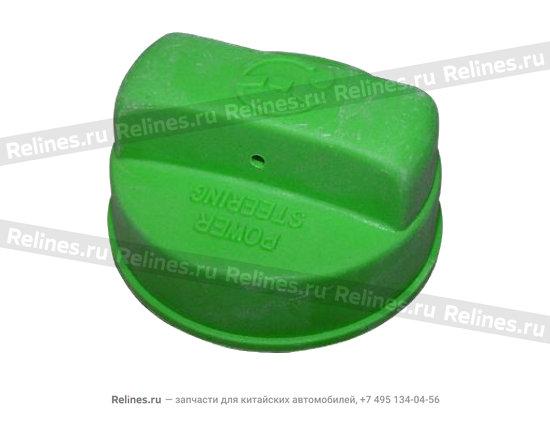 Крышка бачка гидроусилителя (ГУР) - B11-3408020