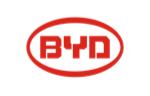 Логотип Byd